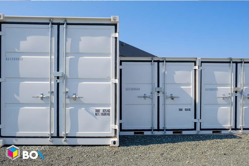 Corsica Box - container 10 pieds