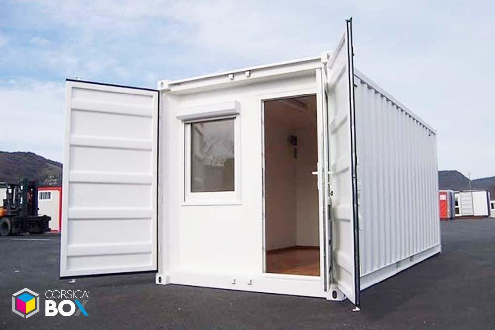 Corsica Box - container bureau